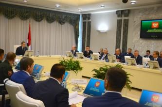 Совещание провел вице-премьер – полпред Президента РФ в ДФО Юрий Трутнев