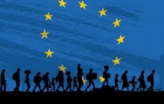 Украинские мигранты на пути в ЕС