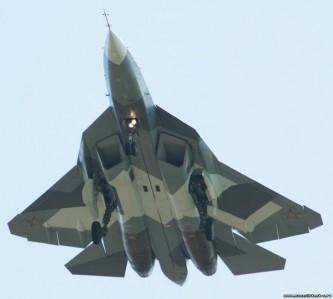 Су-57 (ПАК ФА, Т-50)