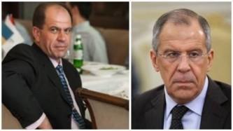 Александр Акопов и Сергей Лавров