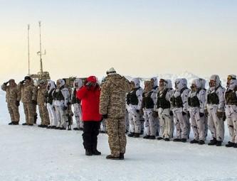 ВС РФ в Арктике