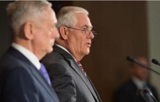 Вашингтон готов вести разговор сПхеньяном, сообщили вГосдепе иПентагоне