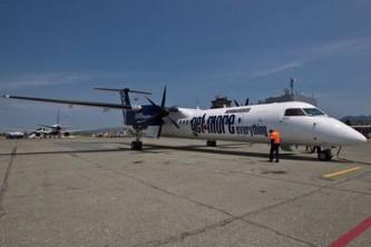 Авиаперевозки на Сахалине