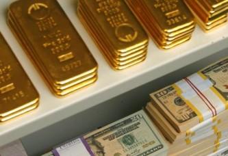 Золото и доллар