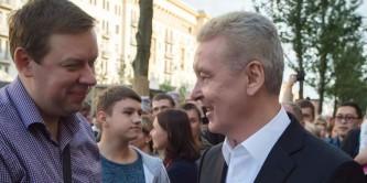 Мэр столицы поздравил москвичей с Днем города