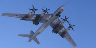 Ту-95 с ракетами Х-101