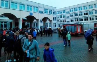 Школа в Ивантеевке