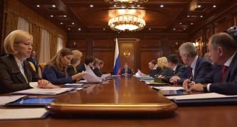 Заседание Президиума Совета
