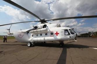 Ми-8 санитарный вариант