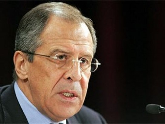 Лавров: Западные кураторы Грузии хотят переписать историю российско-грузинских отношений