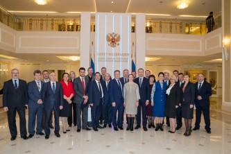 В Совете Федерации