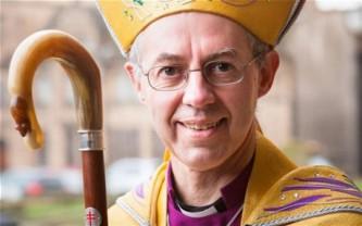 Архиепископ Кентерберийский Джастин Уэлби