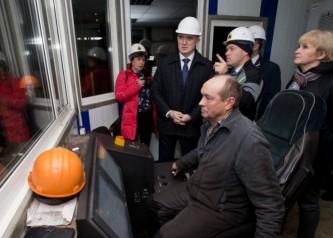 Борис Дубровский посетил Верхний Уфалей