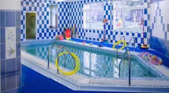 Детсад с бассейном