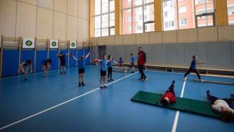 Спортшкола