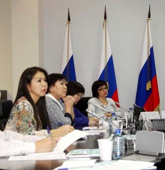 Заседание Совета при Губернаторе