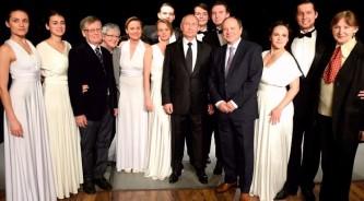 Владимир Путин посетил ВУЗ для людей с ограниченными возможностями