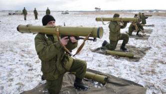 Американское оружие Киеву