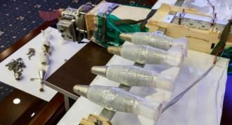 Боеприпасы на дроне