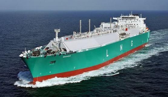 Газ сЯмала заказывали? Третий танкер сСПГ прибыл воФранцию