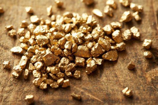 В 2018 году Чукотка увеличила добычу угля, газа и россыпного золота