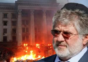 Губернатор Днепропетровской области Украины Игорь Коломойский