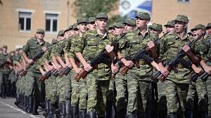 Служба в вооруженных силах России