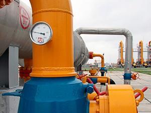 Поставки природного газа.