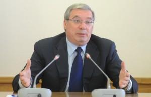 ВРИО Губернатора Красноярского края Виктор Толоконский.