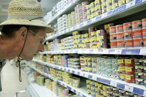 Запрет на ввоз украинских консервов
