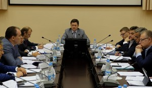 Министр энергетики РФ Александр Новак провел   первое заседание Комиссии