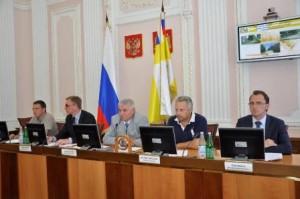 Заседание общественного совета строителей