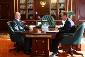 Борис Дубровский и Эдуард Тарасов