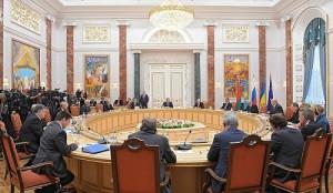 Газовые переговоры в трехстороннем формате Россия-Украина-ЕС будут продолжены