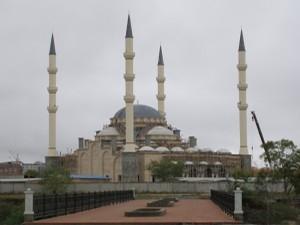 Грозный. Чеченская Республика.