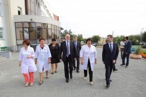 Дубровский обсудил медицинский аспект Стратегии
