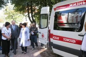 Николай Цуканов - Скорая помощь во всех районах области должна работать как часы