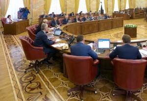 Совещание Правительства Москвы