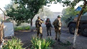 Украинская армия пытается прорвать окружение