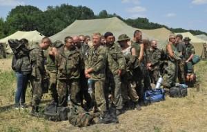 ФСБ - более 60 украинских военных перешли в РФ