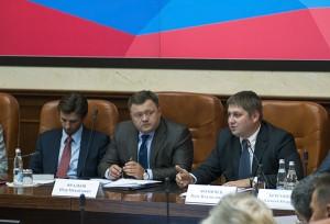 Заседание Общественного совета при Министерстве экономического развития Российской Федерации и Экспертного совета при Правительстве РФ