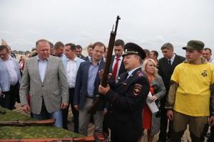 Фестиваль военно-исторической реконструкции