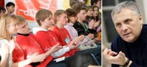 Александр Хорошавин направил приветствие участникам и гостям мероприятия