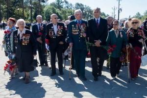 Александр Хорошавин поздравил сахалинцев и курильчан с Днем окончания Второй мировой войны