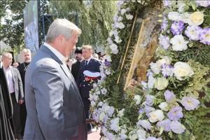 Василий Голубев у Донской иконы Божией Матери