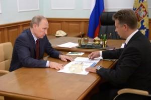Владимир Путин и Максим Соколов
