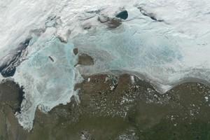 Восточно-Сибирское море и море Лаптевых