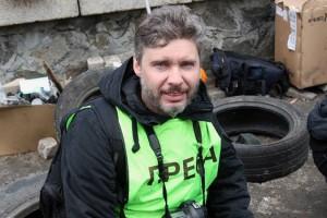 Фотокорреспондент «России сегодня» Андрей Стенин