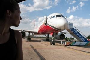 Red Wings в аэропорту Симферополя