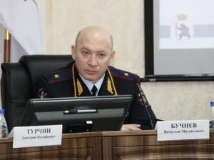 В своем кабинете застрелился глава  МВД Марий Эл Вячеслав Бучнев